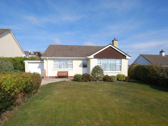 View of the property from the front garden - FAIRL - Holy Island Of Lindisfarne - rentals