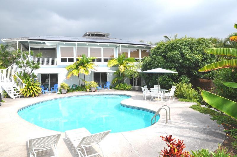 The Custom Pool - The Kona Retreat - Kailua-Kona - rentals