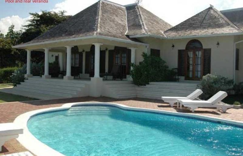 PARADISE TRE - 83738 - ROMANTIC ESACAPE | 3 BED | BEACHFRONT VILLA | MONTEGO BAY - Image 1 - Montego Bay - rentals