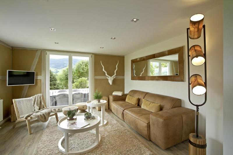 LA MAISON. The lounge. - LA MAISON Freiburg. 5* Black Forest Luxury Design. - Kirchzarten - rentals