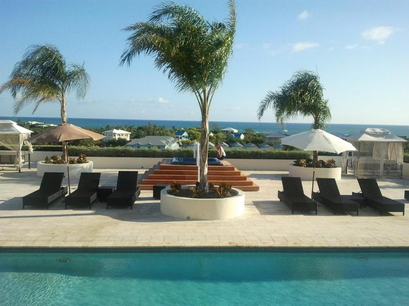 View from studio condo - La Vista Azul **amazing Turks & Caicos** - Turtle Cove - rentals