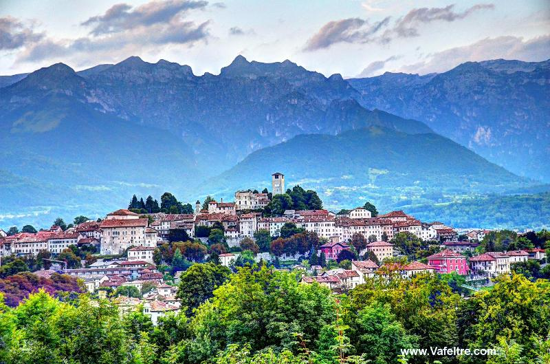 The Ancient city of Feltre - Casa Fifty Guest House in Pedavena - Pedavena - rentals