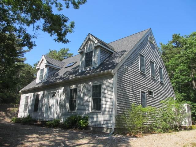 Spacious Cape on Oceanside - WKOP2 - Image 1 - Wellfleet - rentals