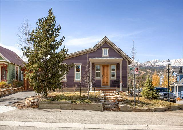 Plum Cottage Luxury Victorian Home in Downtown Breckenridge Lodg - Plum Cottage Luxury Home Downtown Breckenridge House Rental - Breckenridge - rentals