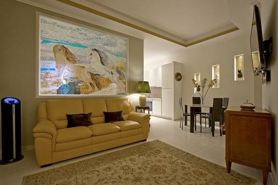 Sistina Luxury **** Cocoon High standard (ROME) - Image 1 - Rome - rentals