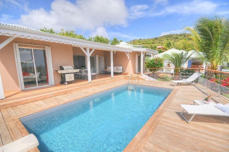 Villa La Vie en Bleu private pool and amazing view - Image 1 - Cul de Sac - rentals