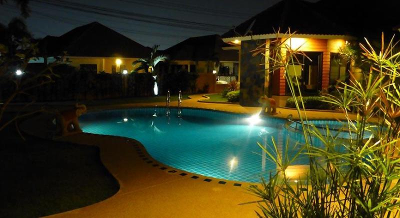 House and Pool - Villa Pattaya Hill with private pool in Pattaya ( - Pattaya - rentals