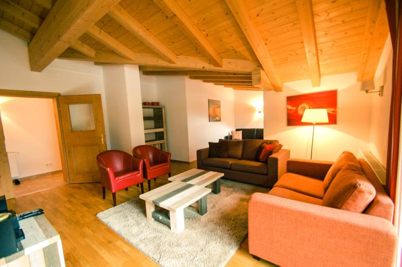 living room - All Seasons Lodge - near centre of Kaprun - Kaprun - rentals