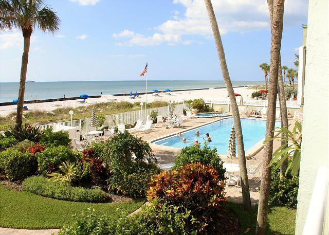 Sand Castle I- Condominium 206 - Image 1 - Indian Shores - rentals