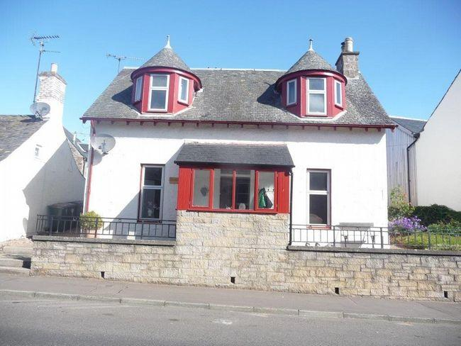 View towards the property - PE615 - Auchterarder - rentals