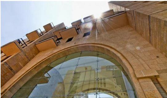 Exterior of Building - Price Drop!! JERUSALEM GOLD MILLION DOLLAR CONDO! - Jerusalem - rentals
