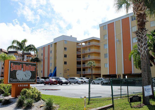 Sand Dollar Condominium 512 - Image 1 - Indian Shores - rentals
