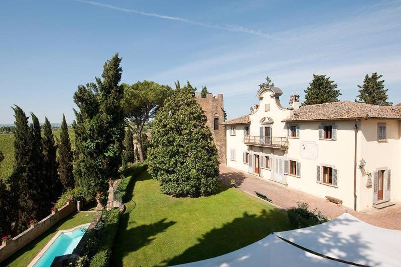 Villa di Cabbiavoli - Image 1 - Castelfiorentino - rentals