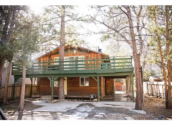 5BR 2BTH Big Bear Cabin - 10 min from Slopes - Image 1 - Sugarloaf - rentals