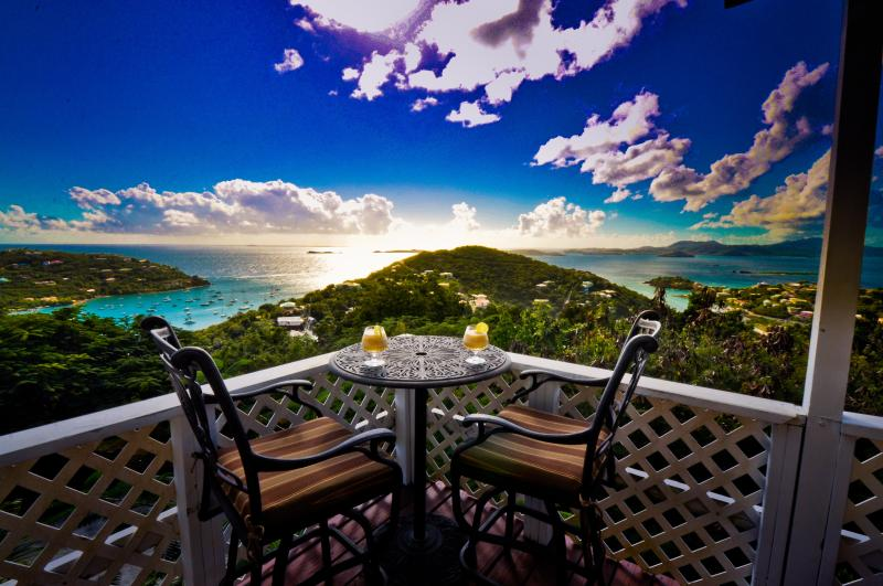 Spectacular Sunsets & Ocean Views Remodeled Villa - Image 1 - Cruz Bay - rentals