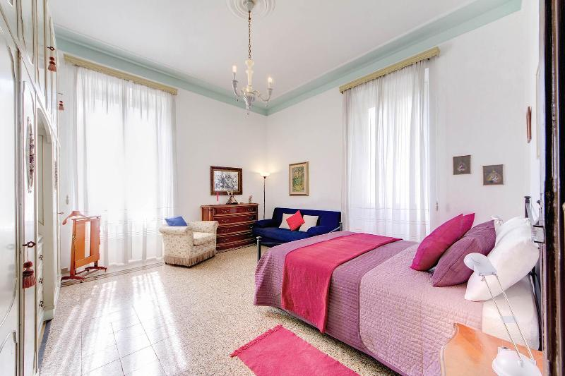 Master Bedroom - Charming apartment just a few steps to Coliseum !! - Rome - rentals