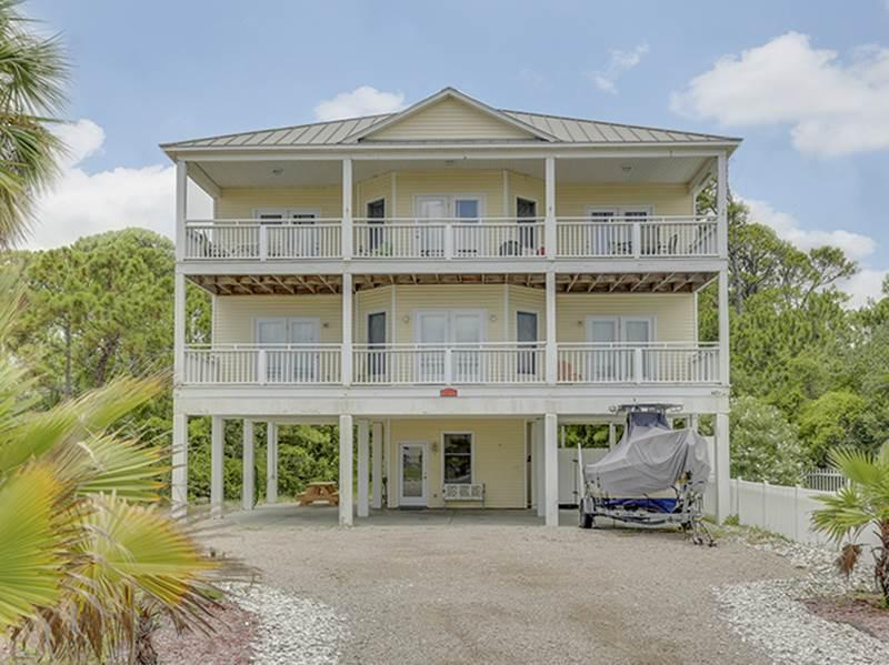 5 Palms - Image 1 - Saint George Island - rentals