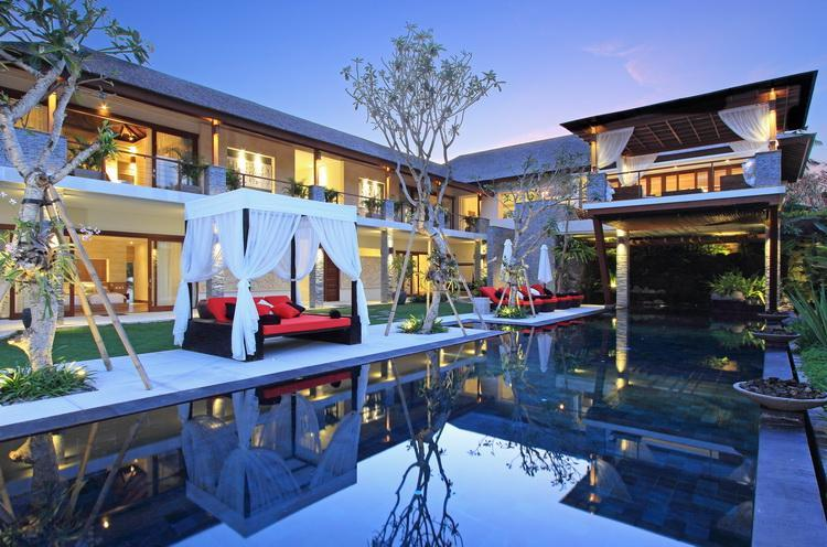 View from Garden - Kemala Villa-Near Seminyak--Best deal! INQUIRE NOW - Canggu - rentals
