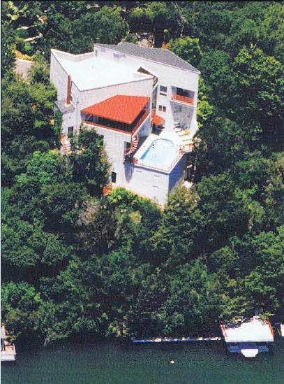 Lake Austin Bluff House - Image 1 - Austin - rentals