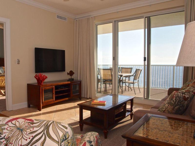 Breathtaking Views from 2 Bedroom Beachfront Condo at Ocean Reef - Image 1 - Panama City Beach - rentals