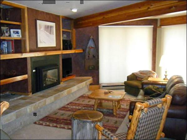 Great Timber Accents in the Living Room - Unbeatable Location and Amenities - Close to the Shuttle (1297) - Crested Butte - rentals