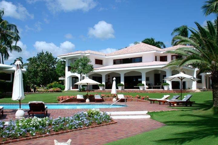 - Casa de Campo - Villa Cragmere - Altos Dechavon - rentals