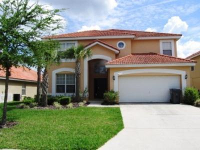 Solana Resort Luxury 6 Bed 5 Bath Home Private Pool Games room Club House - Image 1 - Davenport - rentals