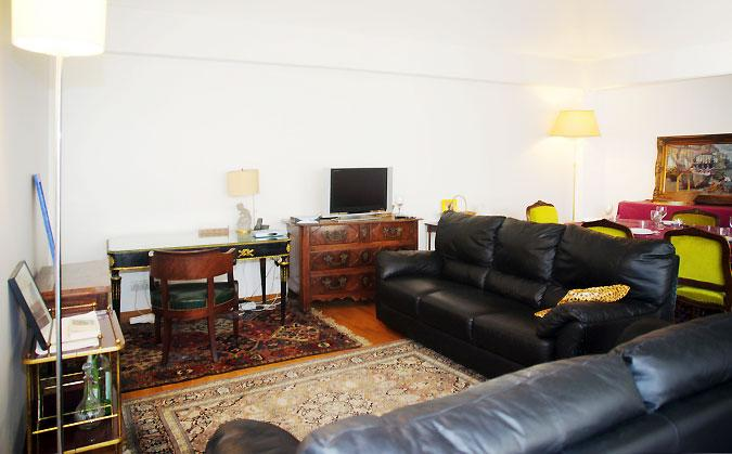 Opera 4 Bedroom 3 Bathroom with Terrace and View (4184) - Image 1 - Paris - rentals