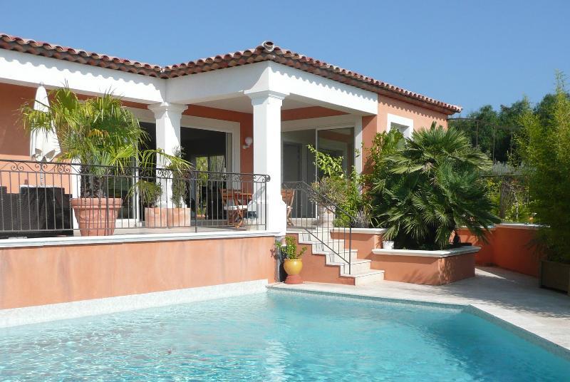piscine - Villa Bellocchio, Luxury French Riviera Vacation Villa - Saint-Maxime - rentals