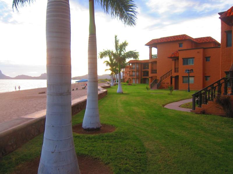 Right on the Beach - San Carlos, Mexico ON THE WATER Beach Condo. - San Carlos - rentals