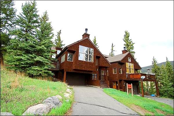 Beautiful Mountain Home - Located in the Summerwood Neighborhood - Spacious and Open Layout (7028) - Keystone - rentals