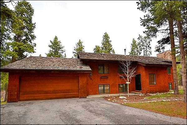 View of Lazy K Mountain Home - Ideal House for Large Groups - Great Value (7034) - Keystone - rentals