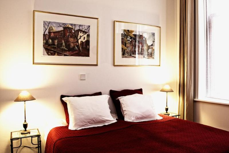 bedroom - Private Apartment Museum Quarter Utrecht - Utrecht - rentals