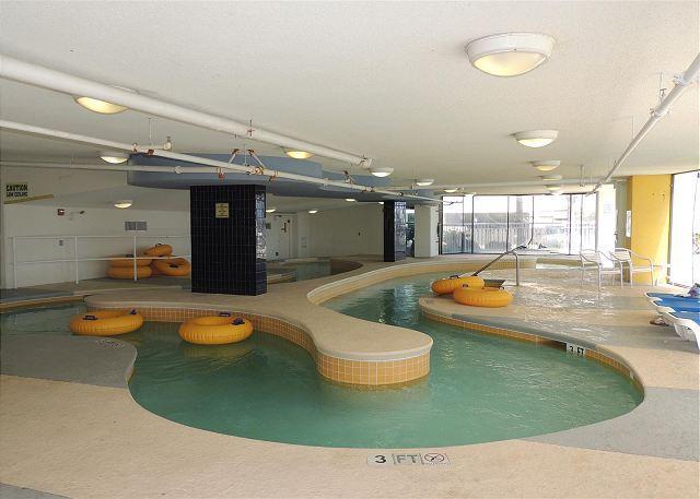 Beautiful oceanfront 2 bedroom unit @ Seaside Resort North Myrtle Beach SC - Image 1 - North Myrtle Beach - rentals