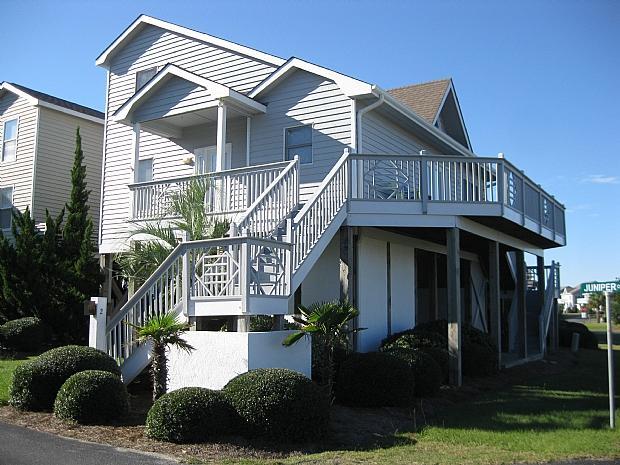 2 Juniper Court - Juniper Court 002 - Hampton House - Ocean Isle Beach - rentals