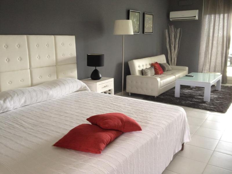 The interior - Beautiful studio with ocean view in Orient bay - Orient Bay - rentals