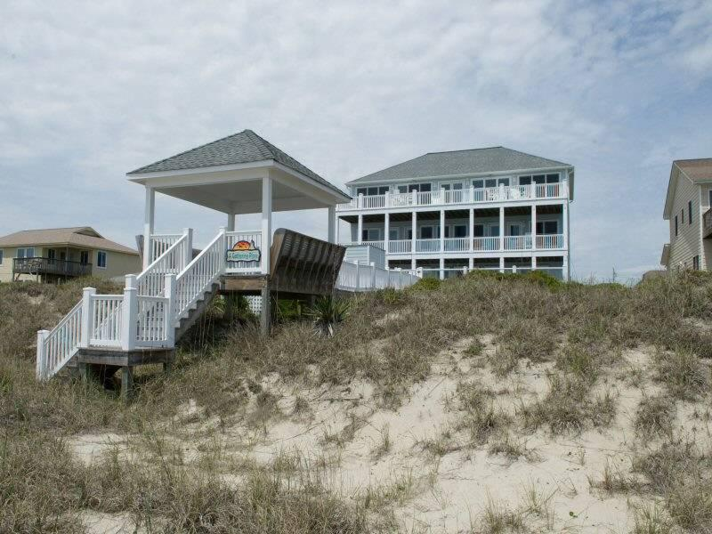 A Gathering Place - Image 1 - Emerald Isle - rentals