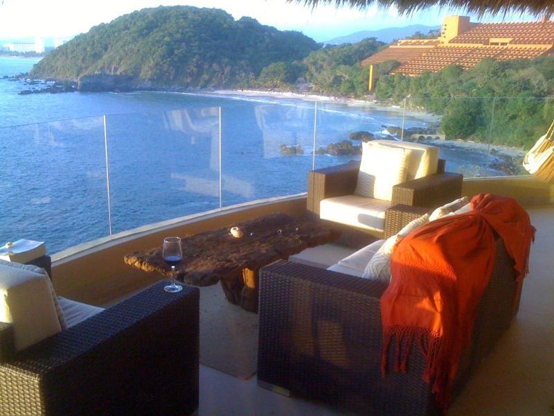 Terrace - AAA Palmetto Ixtapa VIP  3 rec 4 banos - Ixtapa - rentals