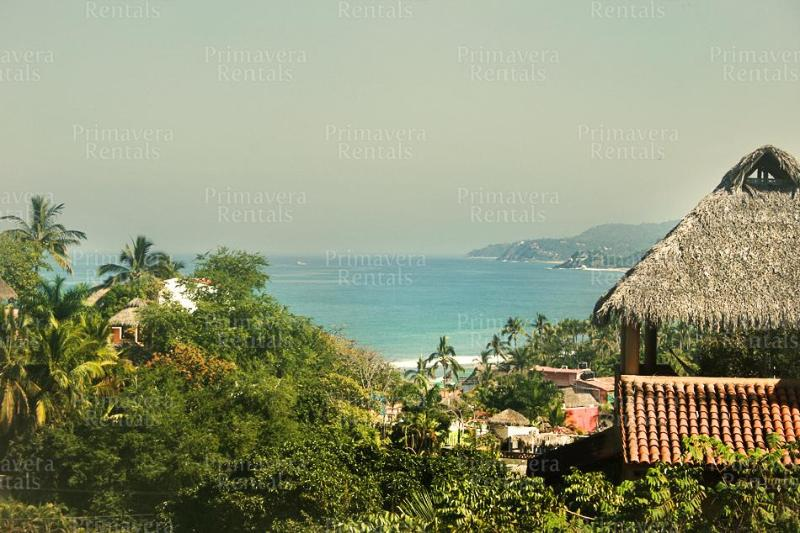 view from Paz A top studio - Casa La Paz - Sayulita - rentals