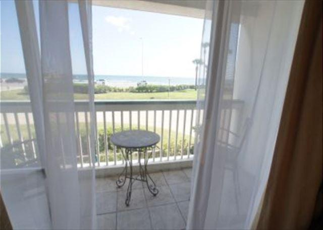 Casa Cabana is a beautiful front facing condo! - Image 1 - Galveston - rentals
