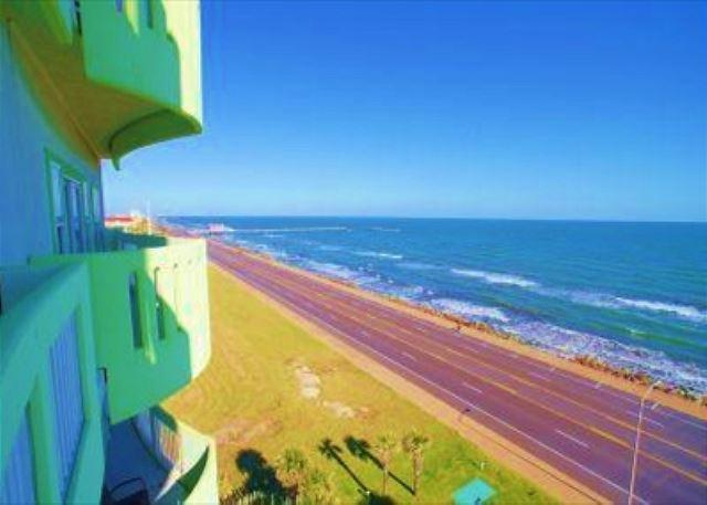 Breathtaking ocean views from beautiful condo! - Image 1 - Galveston - rentals