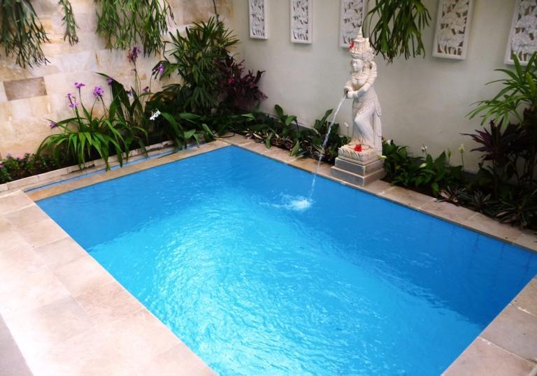 Your own private plunge pool - Just Divine! Villa on Bisma, Ubud center 1 bedroom - Ubud - rentals