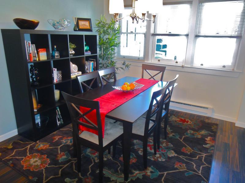 Dining room - San Francisco Flat in Noe Valley - San Francisco - rentals
