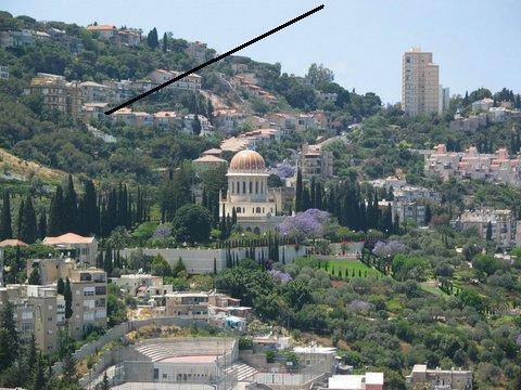 Location - B&B Israelbed.net. Near Bahai Garden. FLOOR-room - Haifa - rentals