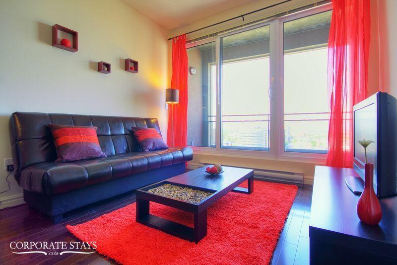 Montreal Angora 1BR Corporate Apartment - Image 1 - Montreal - rentals