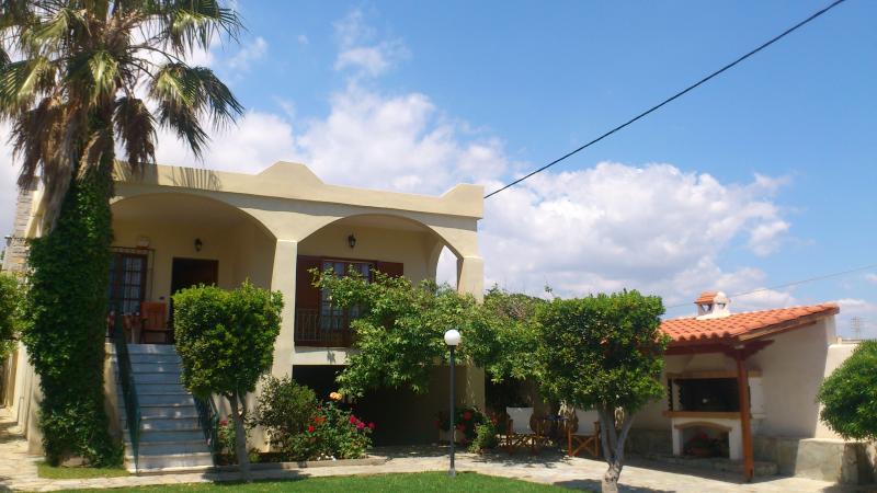 The villa - Anastasia, a villa with Aegean view in Attica - Artemida - rentals