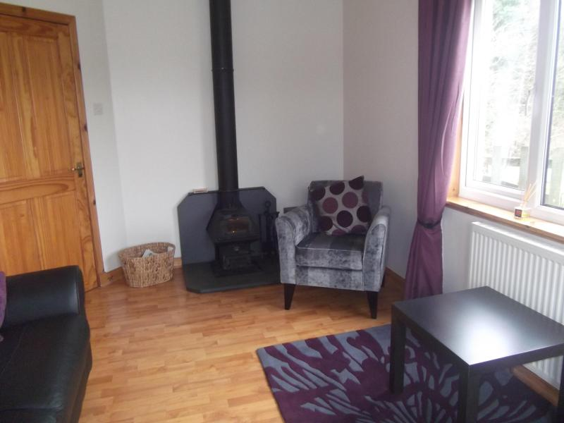 Bright South facing Living Room with stunning view - WILLOW COTTAGE - pet friendly, Newton Stewart - Newton Stewart - rentals