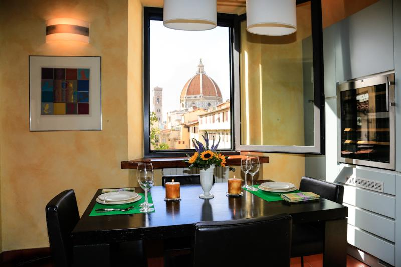 Breathtaking Views from 2 Bedroom Apartment in Florence - Image 1 - Florence - rentals