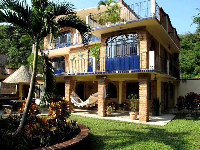 Casa Nogalito  3 miles South of Puerto Vallarta - Image 1 - Puerto Vallarta - rentals