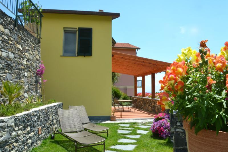 CASA LIMONI - Casa Limoni Villa Private Garden near Cinque Terre - Leivi - rentals